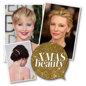 Xmas beauty: Οι καλύτερες beauty εμφανίσεις στο κόκκινο χαλί για το 2014