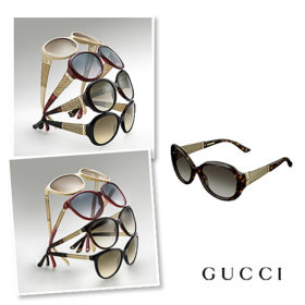 Gucci: Δείτε γιατί είναι ξεχωριστή η νέα capsule συλλογή γυαλιών του Οίκου