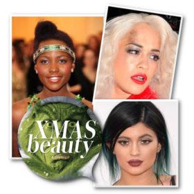 Xmas Beauty Naughty Edition: Τα beauty looks του 2014 που δεν θέλουμε να ξαναδούμε