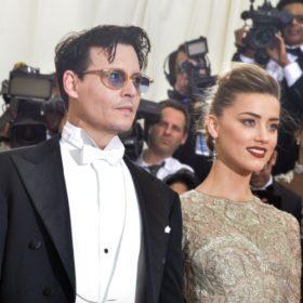 Johnny Depp- Amber Heard: Οι πρώτες φωτογραφίες από το γάμο του ερωτευμένου ζευγαριού