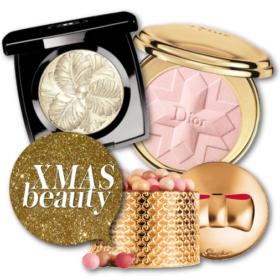Xmas Beauty: Οι πιο λαμπερές, Χριστουγεννιάτικες παλέτες