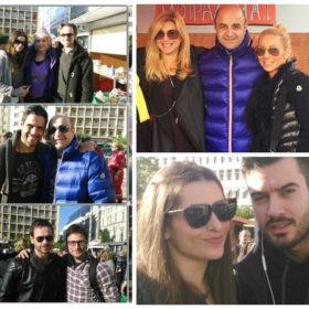 Νοιάζομαι-Μοιράζομαι: Οι celebrities στηρίζουν τη φιλανθρωπική δράση του Mega