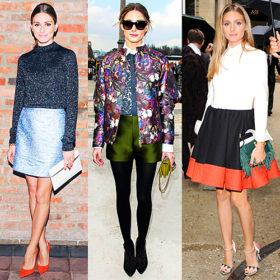 Fashion icon: Συγκεντρώσαμε τα ωραιότερα looks της Olivia Palermo για το 2014