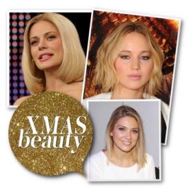 Xmas Beauty: Τα καρέ που μας εντυπωσίασαν το 2014