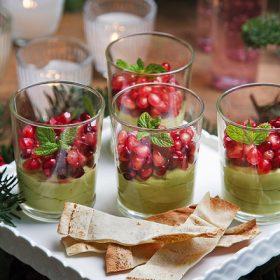 Guacamole με τσίλι