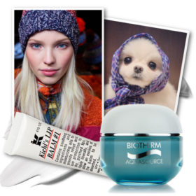 Skin SOS: Πως θα προστατέψετε το δέρμα και τα χείλη σας από το κρύο