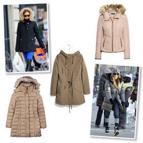 It's so cold outside: Φορέστε χοντρά μπουφάν για να αντιμετωπίσετε το κρύο