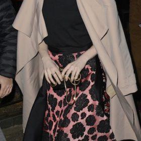 Η Emma Stone με Lanvin