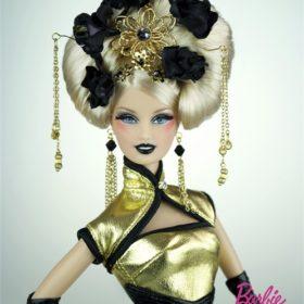 Η νέα, συλλεκτική Barbie έχει άρωμα ανατολής