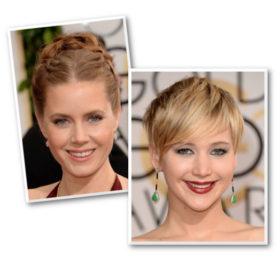 Best of Golden Globes: Τα καλύτερα beauty looks από τις Χρυσές Σφαίρες 2014