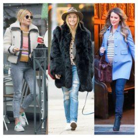 Celebrities Streetstyle: Μαθήματα στιλ από τις καθημερινές εμφανίσεις των αγαπημένων μας star