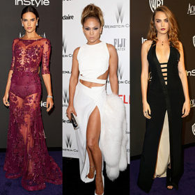 Golden Globes 2015 After-Parties: Δείτε τι φόρεσαν οι stars μετά την απονομή