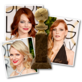 Golden Globes 2015: Οι καλύτερες beauty εμφανίσεις στο κόκκινο χαλί