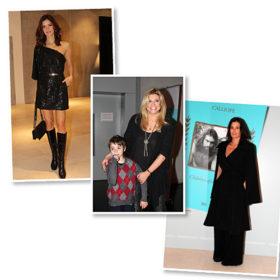 Τι φόρεσαν οι celebrities που βρέθηκαν στην παρουσίαση του βιβλίου της Calliope;