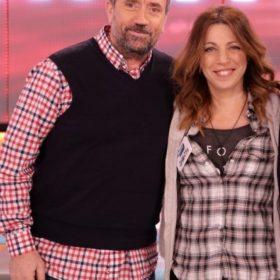 Δήμητρα Παπαδοπούλου-Σπύρος Παπαδόπουλος: Ξανά μαζί στην tv μετά από 22 χρόνια