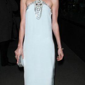 Η Kate Bosworth με Oscar de la Renta