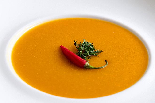 soupa,tsili, kolokutha