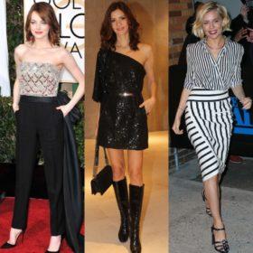 Best dressed: Τι φόρεσαν οι πιο καλοντυμένες celebrities την εβδομάδα που πέρασε;