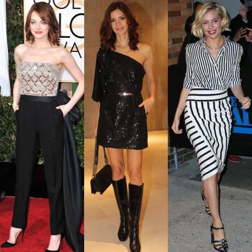 Celebrities Fashion! Τι φόρεσαν οι επώνυμες αυτήν την