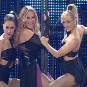 DWTS5: Η εντυπωσιακή χορογραφία της Ναταλίας Γερμανού στο show χορού