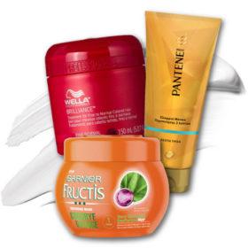 High Five: 5 μάσκες ιδανικές για λιπαρά μαλλιά