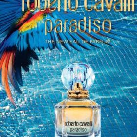Αυτό τον Φεβρουάριο, ο Roberto Cavalli μας πάει στον παράδεισο