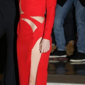 H Kate Hudson με Versace