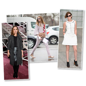 Haute Couture Fashion Week: Δείτε τι φόρεσαν όσες βρέθηκαν στην πρώτη σειρά των shows