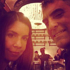 Κατερίνα Μουτσάτσου: Η τρυφερή selfie με το νεογέννητο γιο της