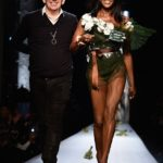 naomi-campbell-gaultier, peoplegreece
