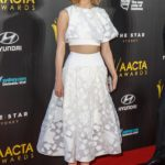 Rose Byrne on red carpet for AACTA Awards
