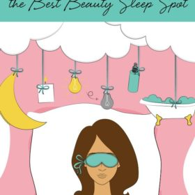 Beauty Sleep: Μάθετε πως να διατηρείστε όμορφη ακόμα και όταν κοιμάστε