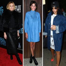 Do it like a star: Πάρτε ιδέες για stylish σύνολα από τις αγαπημένες σας celebrities