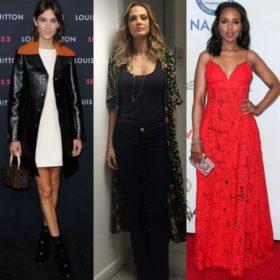 Best dressed: Δείτε τα ωραιότερα σύνολα των celebrities για την εβδομάδα που πέρασε