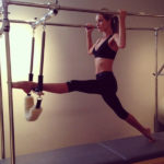 rosie huntington whiteley, gym, homepage image
