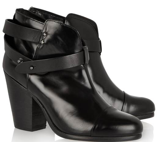 rag-bone-harrow-glossed-leather-ankle-boots