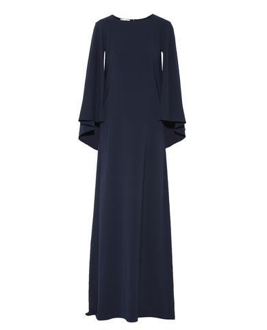 oscar-de-la-renta-cape-back-stretch-silk-gown