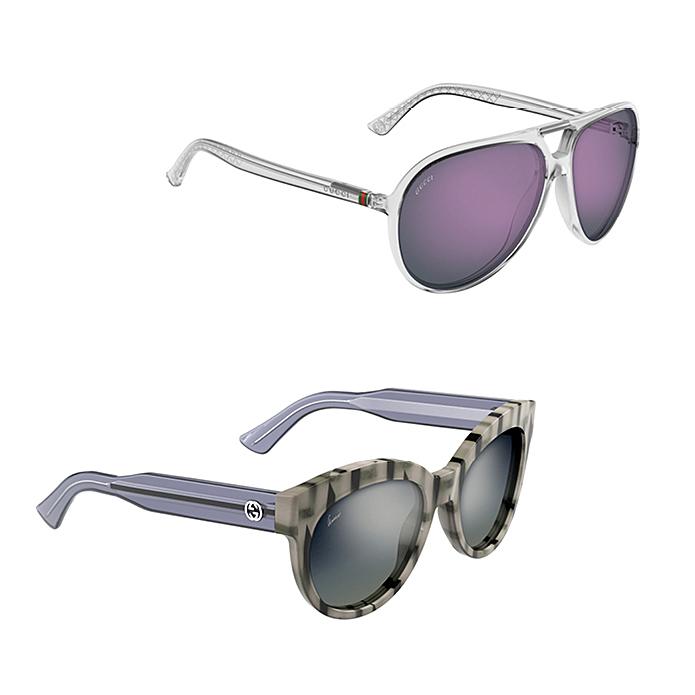 Τα ωραιότερα γυαλιά ηλίου της νέας σεζόν είναι Gucci - Μόδα  12c4f2db70d