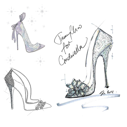cinderella shoes 3
