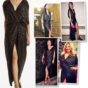 Αυτό είναι το φόρεμα που αγαπούν οι celebrities και όχι μόνο