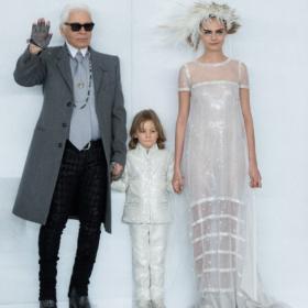 Breaking news: Ο Karl Lagerfeld ετοιμάζει κάτι νέο