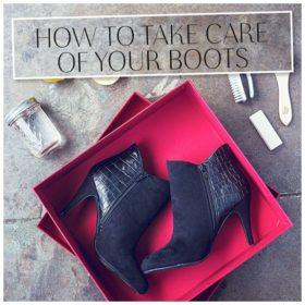Boots Treatment: Πώς να κάνετε τις μπότες σας να φαίνονται για χρόνια σαν καινούριες