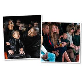 Κάτι τρέχει με την κόρη της Kim Kardashian: Ξέσπασε και πάλι σε κλάματα σε επίδειξη μόδας