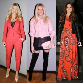 Join the Club 3: Δείτε τι φόρεσαν οι celebrities που βρέθηκαν στην απονομή του πλατινένιου δίσκου στον Θέμη Γεωργαντά
