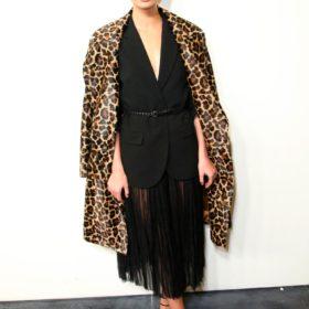 Η Lily Aldridge με Michael Kors