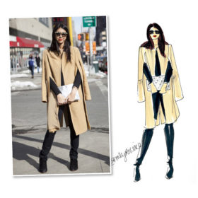 Chic Sketch: Η νέα εφαρμογή που μπορεί να αλλάξει μια φωτογραφία σας, σε σχέδιο μόδας