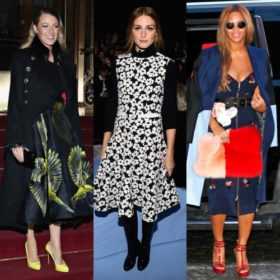 New York Fashion Week: Δείτε τι φόρεσαν οι celebrities που βρέθηκαν στην πρώτη σειρά των shows