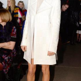 H Sienna Miller με Calvin Klein