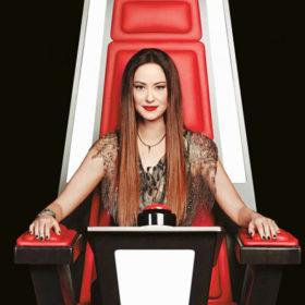 Τι φόρεσε η Μελίνα Ασλανίδου στο 1o Live του The Voice;