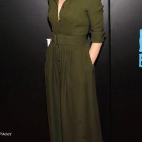 Η Amy Adams με Max Mara